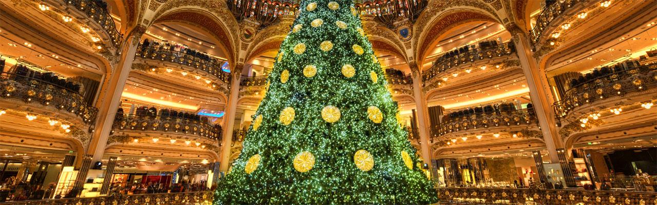 Paris - Christmas Shopping :: Happy Day Touristik